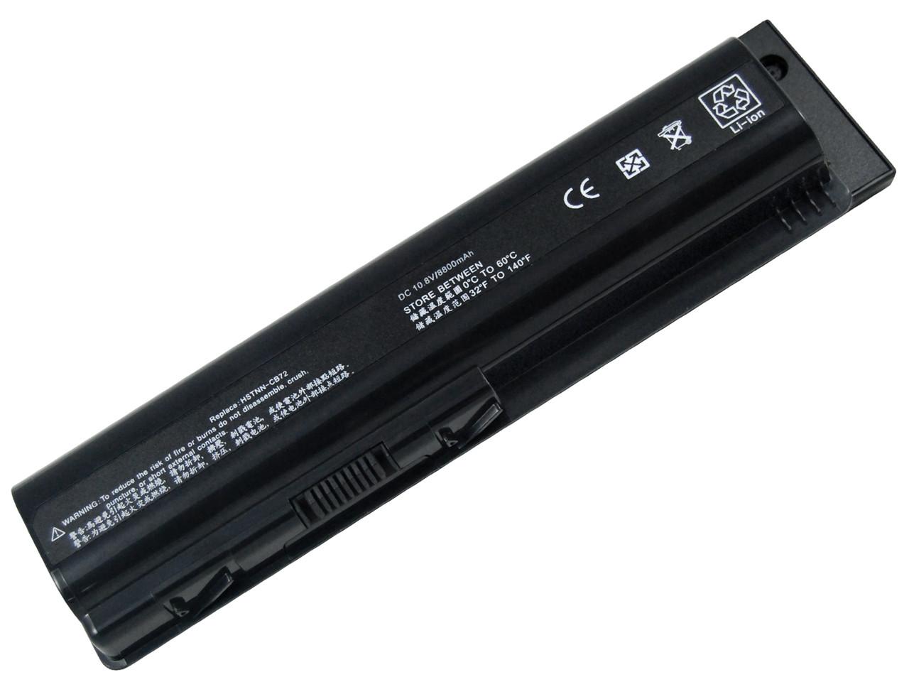 Аккумулятор для ноутбука HP PAVILION DV6-2175TX