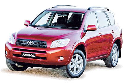 Toyota RAV 4 2006-2010