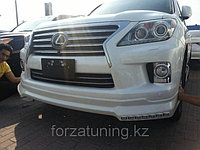 Обвес Platinum Edition на Lexus LX570 рестайлинг, фото 1