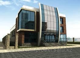 Архитектурное проектирование административных зданий