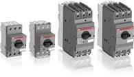 Аксессуары автоматических выключателей для защиты электродвигателей