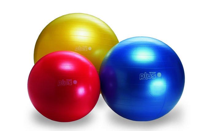 Фитбол (гимнастический мяч) 65см, фото 2