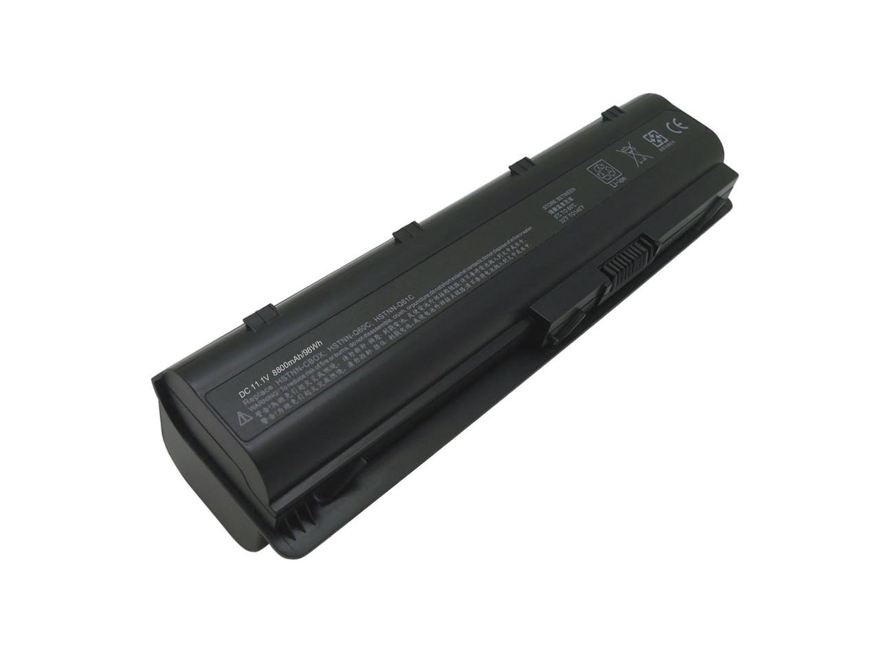 Аккумулятор для ноутбука HP G62-465EF