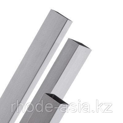 Труба прямоугольная, AISI 304, 100 x 50 x 2,0 мм