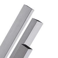 Труба прямоугольная, AISI 304, 40 x 20 x 1,5 мм
