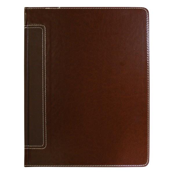 Еженедельник недатир.,А4,коричневый Еженедельник недатированный, формат А4, коричневый В коробке 30шт.