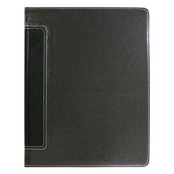 Еженедельник недатированный, формат А4, черный В коробке 30шт.