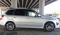 Пороги Реванш для автомобиля Лада Калина-2 2192-2194
