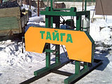 Ленточная пилорама в наличии в Новосибирске «Тайга Т1», фото 4