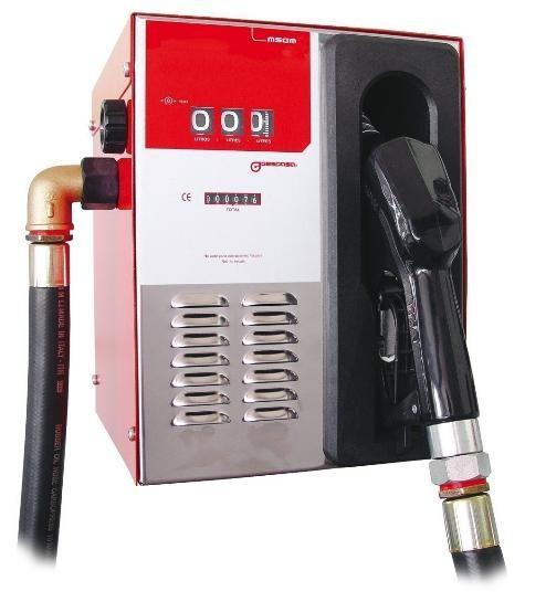 Мобильный заправочный блок MSGM 60080 GESPASA