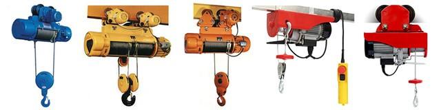Электрические лебедки со склада в наличии 1 т, 2 т, 3 т, 5 т, 10 т ,  Болгария , Россия , Китай