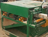 Ленточная пилорама деревообработка обработка бревна, фото 5
