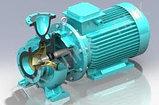 Насос К 100-65-200 с дв. 22 кВт. Новосибирск, фото 5