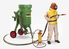 Пескоструйная установка DSG 250SP (DSGM-250)