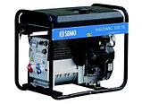 Бензиновая электростанция с функцией сварки WAGT 200 AC BSB, фото 2