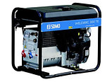 Бензогенератор с функцией сварки SDMO-VX200/4 HC, фото 2