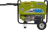 Бензогенератор с функцией сварки SDMO-VX200/4 HC, фото 3