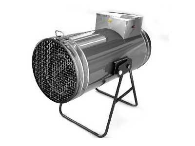 Электрокалориферная установка типа СФО-40