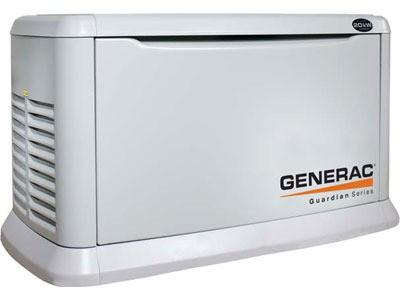 Газовый электрогенератор производства США GENERAC 5915 (10 кВА)