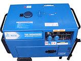 Дизель генератор TSS SDG 6500SH, фото 2