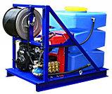 Водоструйный аппарат  ВНА-Б-200 бензиновый, фото 4