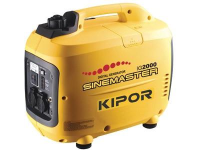 Бензогенератор инверторный KIPOR IG2000