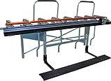 Листогиб Tapco MAX-20-14 4,42 м со стойкой и роликовым ножом   , фото 3