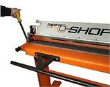 Листогиб Tapco Shopmax 2500/1,0 c роликовым ножом, фото 2