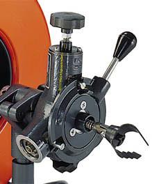 Прочистная машина для канализации Крот  Т-3