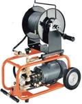 Электрические высоконапорные водоструйные аппараты для прочистки труб М-1400, 1450, 1600