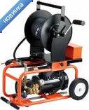 Электрические высоконапорные водоструйные аппараты для прочистки труб М-1400, 1450, 1600, фото 2