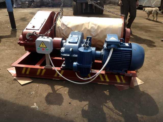 Лебедка электрическая от 1 тонны до 100