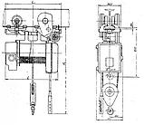Таль электрическая ТЭ 200 , фото 3