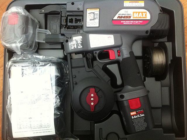 Пистолет для вязки арматуры РБ 397