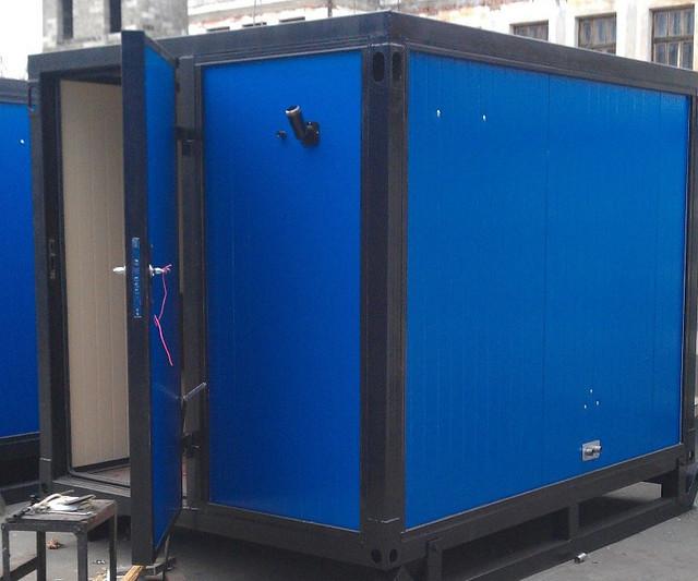 Блок контейнер для электростанции ДГУ