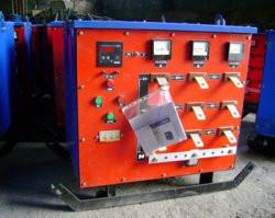 Трансформатор для прогрева бетона- ТСЗП (ТСПБ)-63/0,38