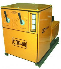 Тансформатор (станция) для прогрева бетона СПБ - 80