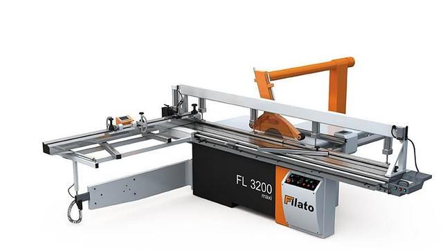 Форматно раскроечный станок FILATO FL-3200MAXI