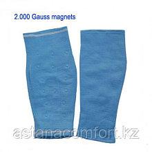 Магнитные эластичные наколенники с турмалином