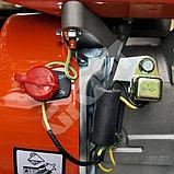 Мотопомпа бензиновая GROST-LIFAN 80ZB30-4.8Q для чистой и слабозагрязненной воды, фото 5