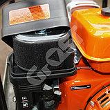 Мотопомпа бензиновая GROST-LIFAN 80WG для средне- и сильнозагрязненной воды, фото 4