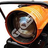 Пушка тепловая дизельная прямого нагрева GROST DHD-50, фото 5