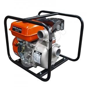 Мотопомпа бензиновая GROST-LIFAN 50ZB26-4Q для чистой и слабозагрязненной воды