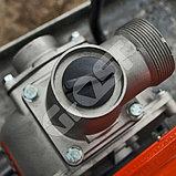 Мотопомпа бензиновая GROST-LIFAN 50ZB26-4Q для чистой и слабозагрязненной воды, фото 3