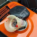 Мотопомпа бензиновая GROST-LIFAN 50ZB26-4Q для чистой и слабозагрязненной воды, фото 4