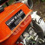 Мотопомпа бензиновая GROST-LIFAN 50ZB26-4Q для чистой и слабозагрязненной воды, фото 5