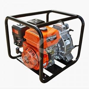 Мотопомпа бензиновая GROST-LIFAN 50WG для средне- и сильнозагрязненной воды