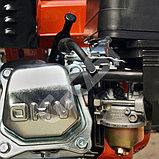 Мотопомпа бензиновая GROST-LIFAN 50WG для средне- и сильнозагрязненной воды, фото 4