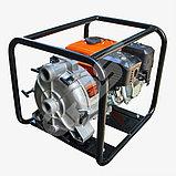 Мотопомпа бензиновая GROST-LIFAN 50WG для средне- и сильнозагрязненной воды, фото 5