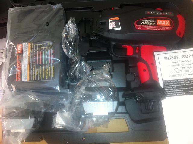 Пистолет для вязки арматуры RB 217